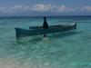 Na wycieczce po archipelagu Cayos Cochinos; Honduras