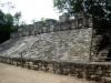 Ruiny miasta Majów w Coba; Meksyk