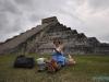 Świątynia Kukulkana w Chichen Itza; Meksyk