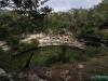 Cenote Sagrado w Chichen Itza; Meksyk