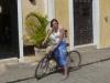 Rowerem po Valladolid; Meksyk