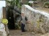 Zejście do Cenote Samula, w okolicy Valladolid; Meksyk