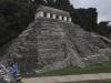 Świątynia Inskrypcji w ruinach miasta Majów pod Palenque; Meksyk