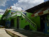 W hostelu Iguana w San Cristobal de las casas; Meksyk