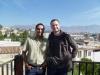 Juan Pablo i Łukasz,w Huehuetenango; Gwatemala