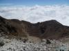Krater wulkanu Tajamulco; Gwatemala