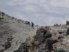 Na szczycie wulkanu Tajamulco; Gwatemala