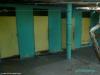 Toaleta w ośrodku noclegowym w Los Cobanos; Salwador