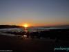 Wschód słońca nad Oceanem Spokojnym, El Sunzal; Salwador