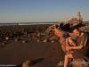 Nad Oceanem Spokojnym, El Sunzal; Salwador