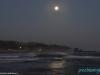 Nad Oceanem Spokojnym w El Sunzal; Salwador