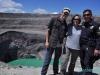 Na szczycie wulkanu Santa Ana; Salwador