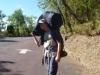 W drodze na camping w Parku Narodowym Los Volcanes; Salwador