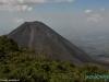 Wulkan Izalco w Parku Narodowym Los Volcanes; Salwador
