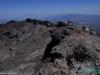 Na szczycie wulkanu Izalco; Salwador