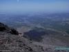 Widok ze szczytu wulkanu Izalco; Salwador