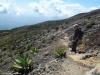 W drodze na wulkan Santa Ana; Salwador