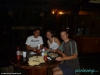 Jaime, Ewelina i Łukasz; Honduras
