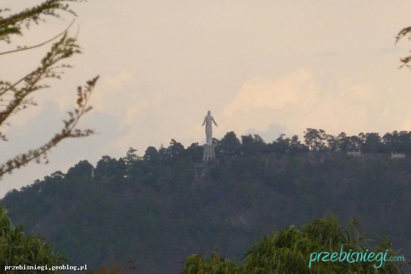 Pomnik Chrystusa w Tegucigalpie; Honduras