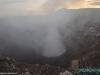 W Masaya Volcano National Park - krater Santiago; Nikaragua