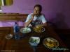 W hostelu La Libertad w Granadzie; Nikaragua