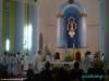 W katedrze przy parku centralnym w Granadzie; Nikaragua