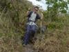 Wracając z wulkanu Concepción; Nikaragua