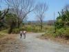 W drodze nad Ojo de Agua; Nikaragua