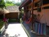 W hotelu Castillo na wyspie Ometepe; Nikaragua