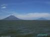 Wulkan Concepción i Maderasna wyspie Ometepe; Nikaragua