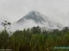 Wulkan Arenal - w Parku Narodowym Arenal Vulcano; Kostaryka