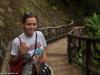 W La Paz Waterfall Gardens; Kostaryka
