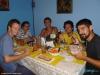 Na kolacji u Daniela i jego przyjaciół - San Jose; Kostaryka