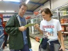 Łukasz i Ewelina - na zakupach w San Jose; Kostaryka