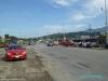 Główna ulica w Río Claro; Kostaryka