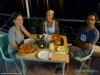 Ewelina, Elizabeth i Francois - Panama City; Panama