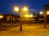 Na placu głównym w Concepción; Boliwia