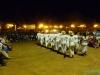 Pokazy tradycyjnych tańców podczas Święta Orchidei w Concepción; Boliwia