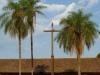 Zabudowania wokół kościoła Jezuitów w Concepción; Boliwia