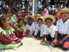 W wiosce Candelaria niedaleko Concepción - podczas Świeta Orchidei; Boliwia
