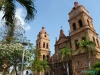Katedra przy placu 24 de Septiembre w centrum Santa Cruz de la Sierra; Boliwia