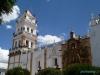 Katedra przy Plaza 25 de Mayo w Sucre; Boliwia