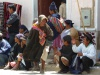 Niedzielny targ w Tarabuco; Boliwia