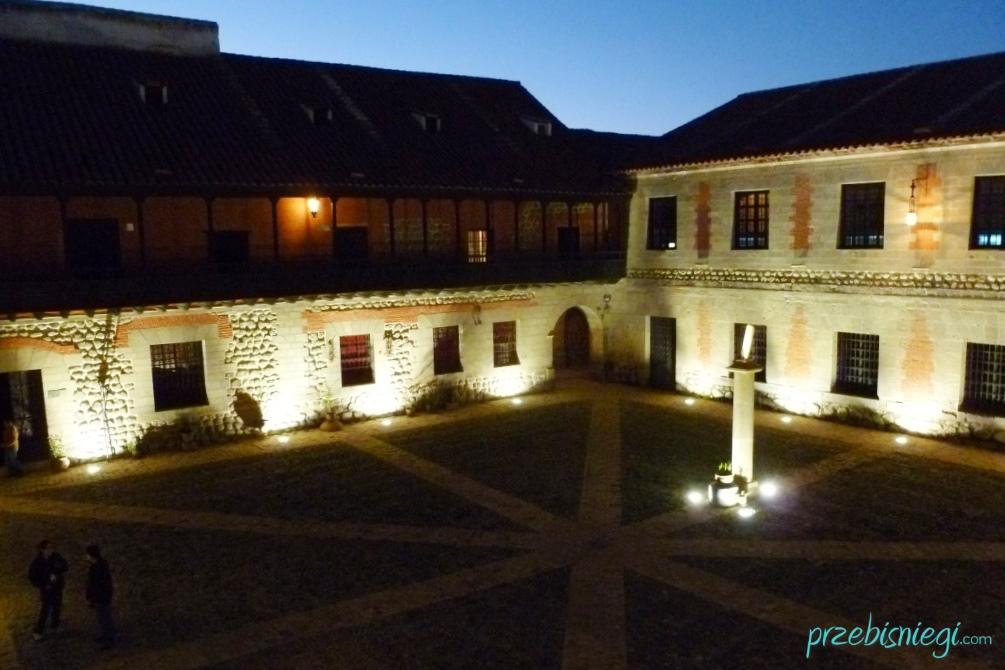 W Casa Nacional de la Moneda (boliwijskiej mennicy narodowej) - Potosí; Boliwia