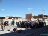Zgromadzenie Indian podczas jednego ze strajków w Potosí; Boliwia