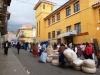 Uliczni handlarze - Potosí; Boliwia