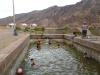Basen nad Laguna de Tarapaya (Ojo del Inca) - okolice Potosí; Boliwia
