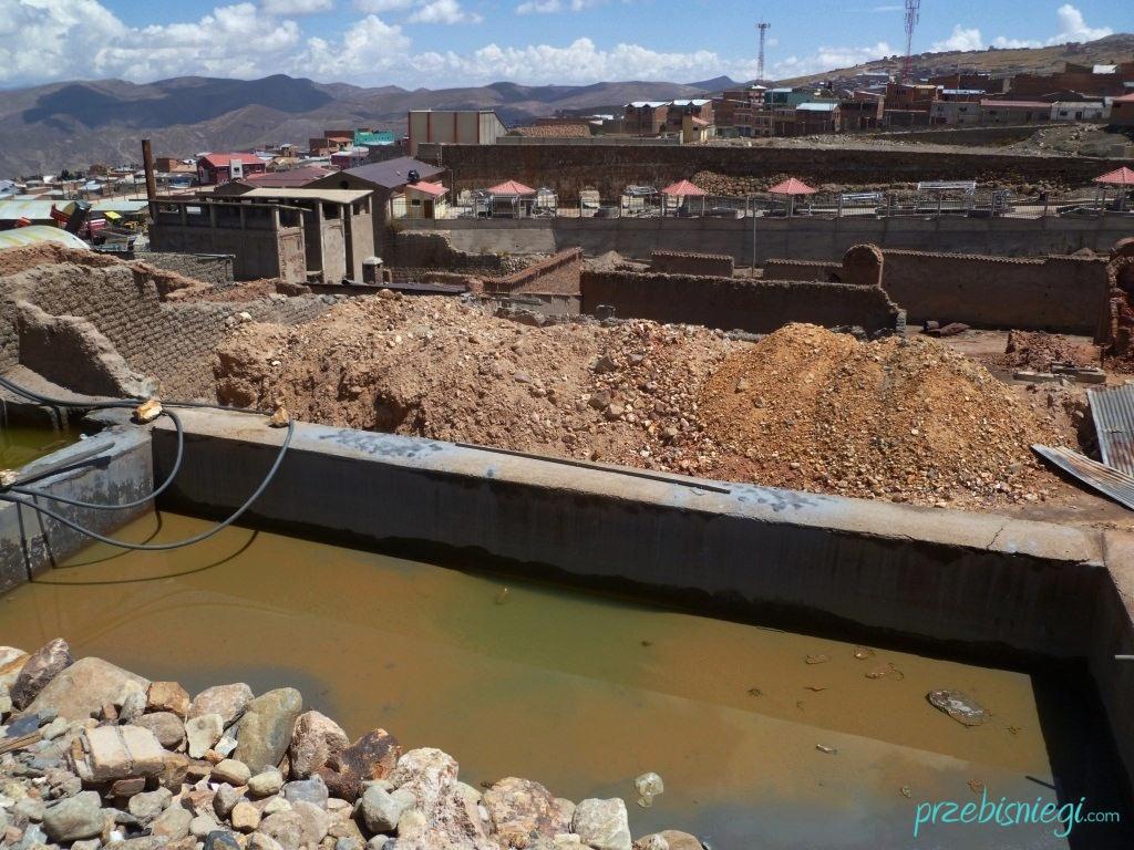 Pod Cerro Rico – Potosí; Boliwia