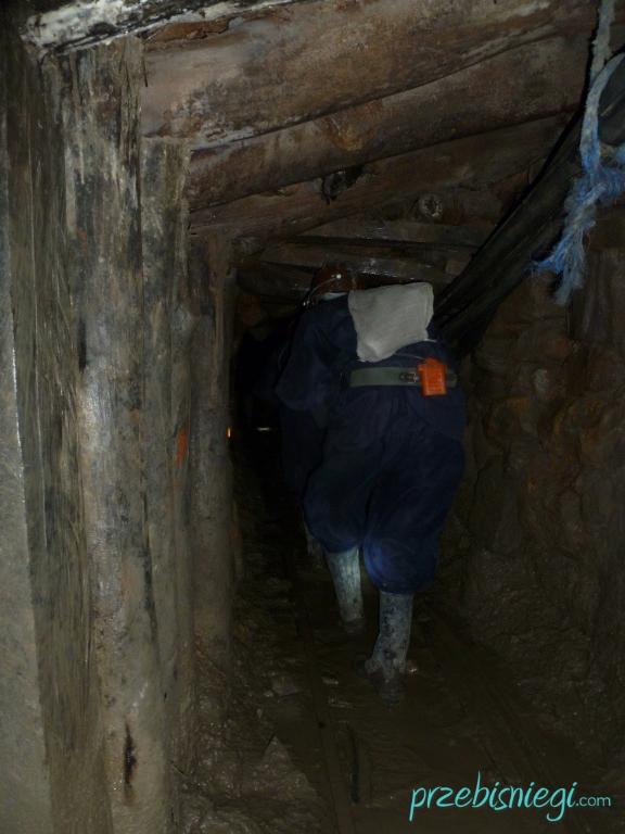 W kopalni srebra w Cerro Rico – Potosí; Boliwia