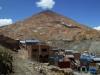 Góra Cerro Rico – Potosí; Boliwia